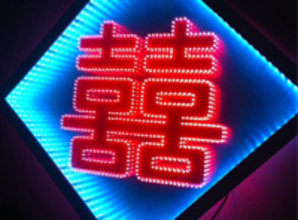 Cách làm LED vô cực tại nghệ an
