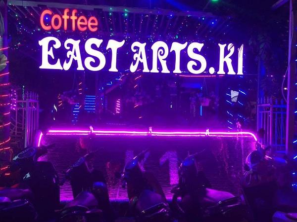làm biển quảng cáo tại Vinh, nghệ an, hà tĩnh cho quán Coffee